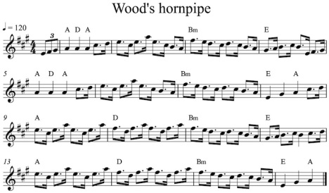 Woods Hornpipe