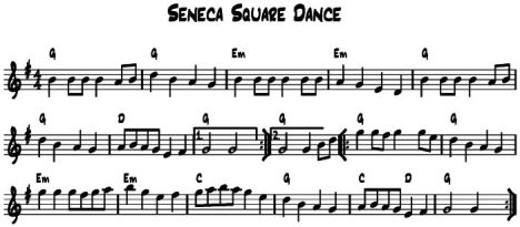 Seneca Square Dance