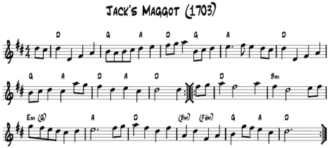 Jack's Maggot
