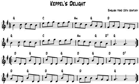 Keppel's delight-2
