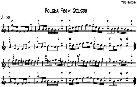 Polska From Delsbo