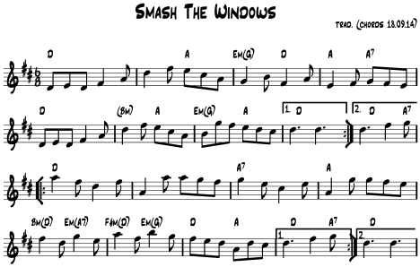 Smash The Windows