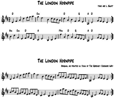 The London Hornpipe