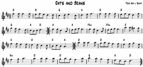 Oats and Beans