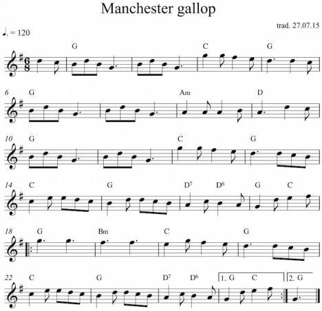Manchester Gallop