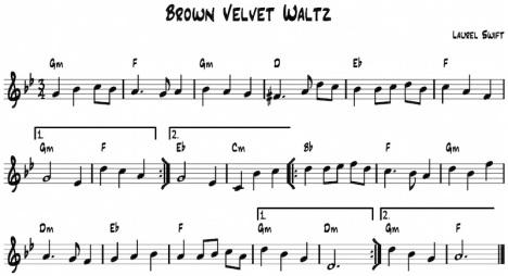 Brown Velvet Waltz