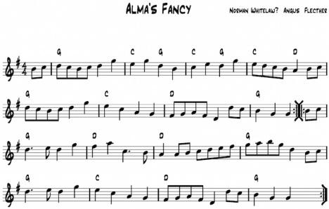 Alms'a Fancy