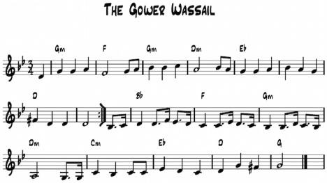 Gower Wassail