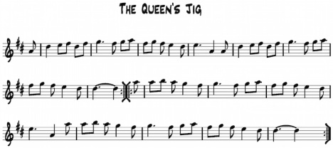 The Queen's Jig