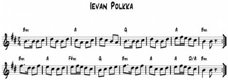 Ievan Polkka