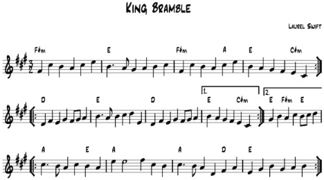 king-bramble