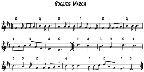 Rogues March-2